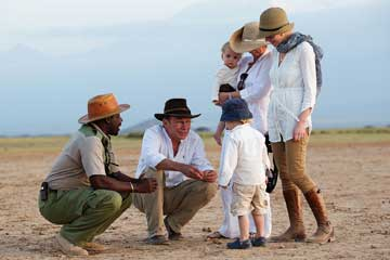For Senior Citizen How To Plan Hassel Free Kenya Safari Tours?