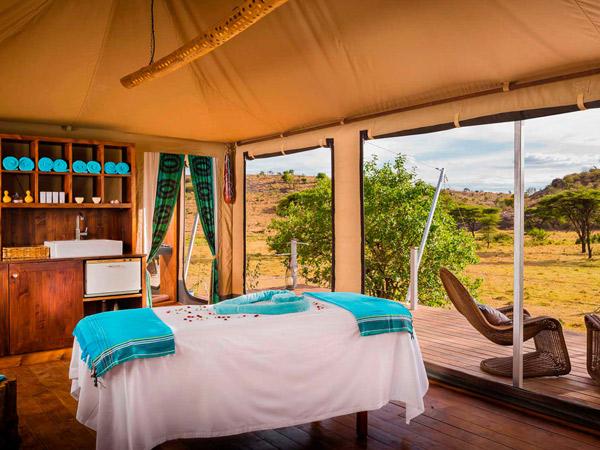 6 Days Lewa & Masai Mara Luxury Safari by flight