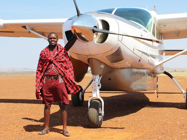 9 Days Samburu & Masai Mara Luxury Safari by flight