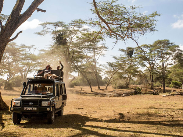 4 days Laikipia Safari flying package