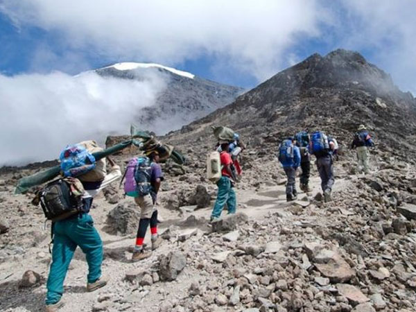 8 DAYS MT. KILIMANJARO CLIMB RONGAI ROUTE SAFARI